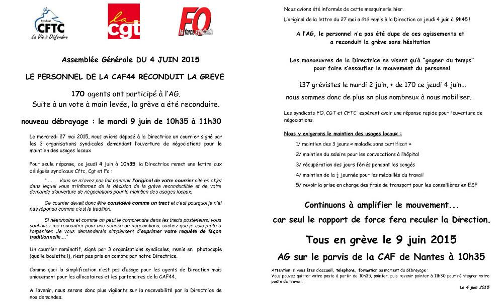 Caf Loire Atlantique Declaration De Loyer Formulaire