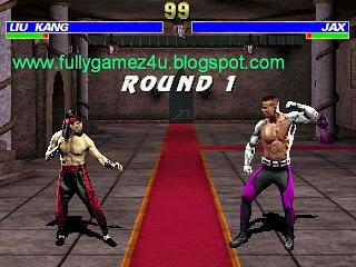Download Free Mortal kombat Game 100% Working