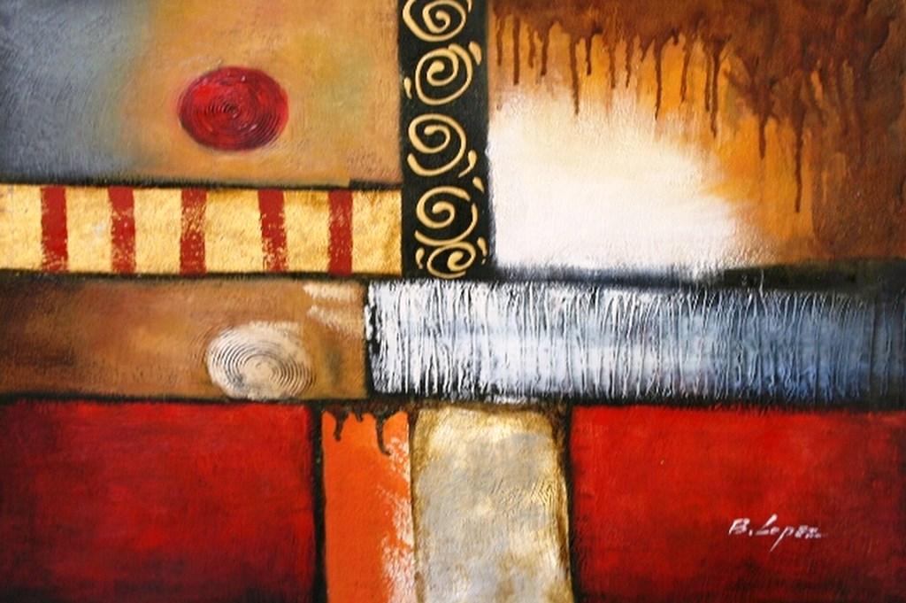 Cuadros modernos pinturas y dibujos pinturas al leo - Cuadros modernos faciles de pintar ...