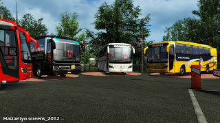 download scania euroliner by syafitrah priyo hastantyo