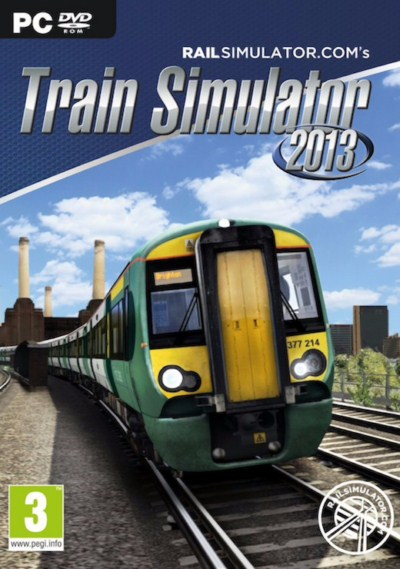 Downloadable Train Simulator