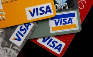 tarjetas de crédito, lo que sucede al introducir el numero en linea