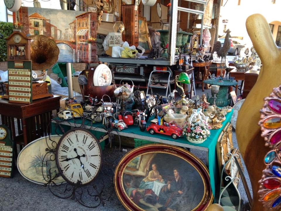 Maddy around the world 6 mercatini dell 39 antiquariato a for Mercatino dell usato treviso