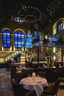 Great Interior Design for Restaurant