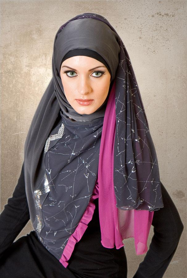 Turkish Scarf Fashion Styles Trends for Women 2013