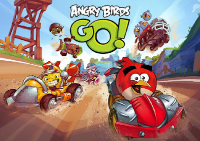 Angry Birds Go! for Android, BlackBerry 10, iOS and Windows Phone 8