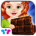 Chocolate Crazy Chef - Make Your Own Box of Chocolates App iTunes App Icon Logo By TabTale LTD - FreeApps.ws