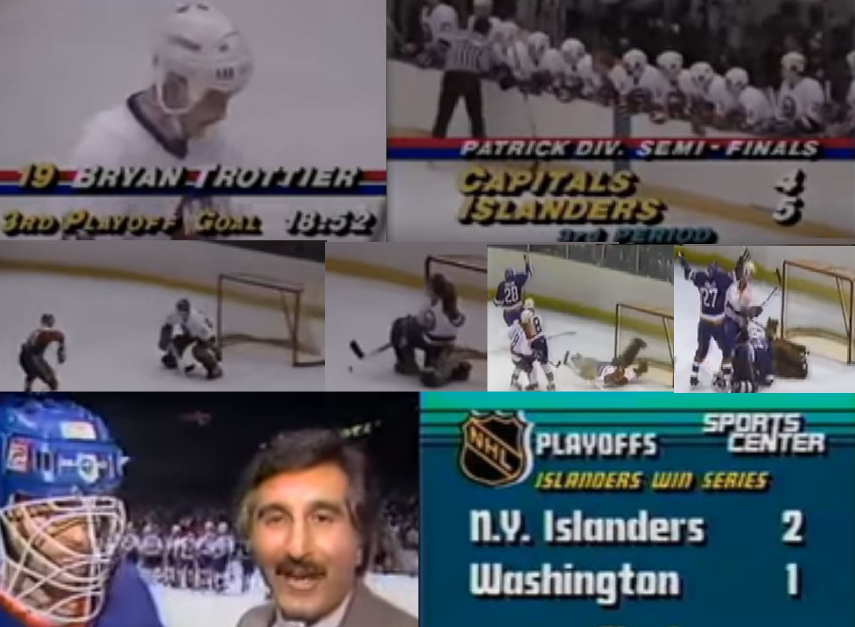 1985: First NHL Comeback Down 2-0 In Best Of Five
