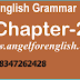 Chapter-2 English Grammar In Gujarati-NAMES WRITING METHOD