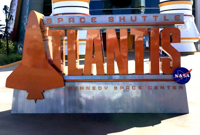 What's So Great About Florida Anyway P2 | Morgan's Milieu: View the Atlantis Space shuttle at Kennedy Space Center