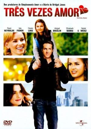 Torrent Filme Três Vezes Amor 2008 Dublado 1080p 720p Bluray FullHD completo