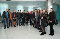 Студенты ХНЭУ им. С. Кузнеца приняли участие в дне открытых дверей БСЦ САН ИнБев Украина