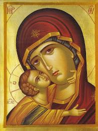 """""""Rogai por nós Santa Mãe de Deus, para que sejamos dignos das promessas de Cristo. Amém."""""""