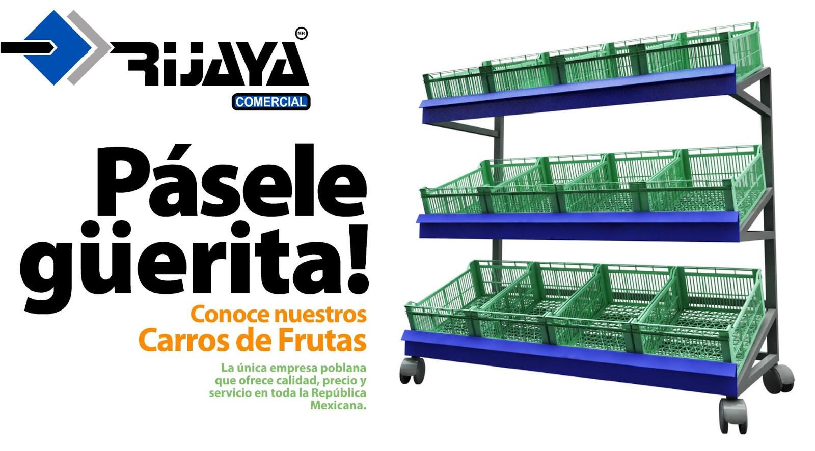 Rijaya comercial carros para frutas - Carro de frutas ...