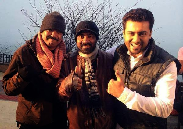 Masss-New-Shooting-Spot-Images-Surya-Venkatprabhu-and-others