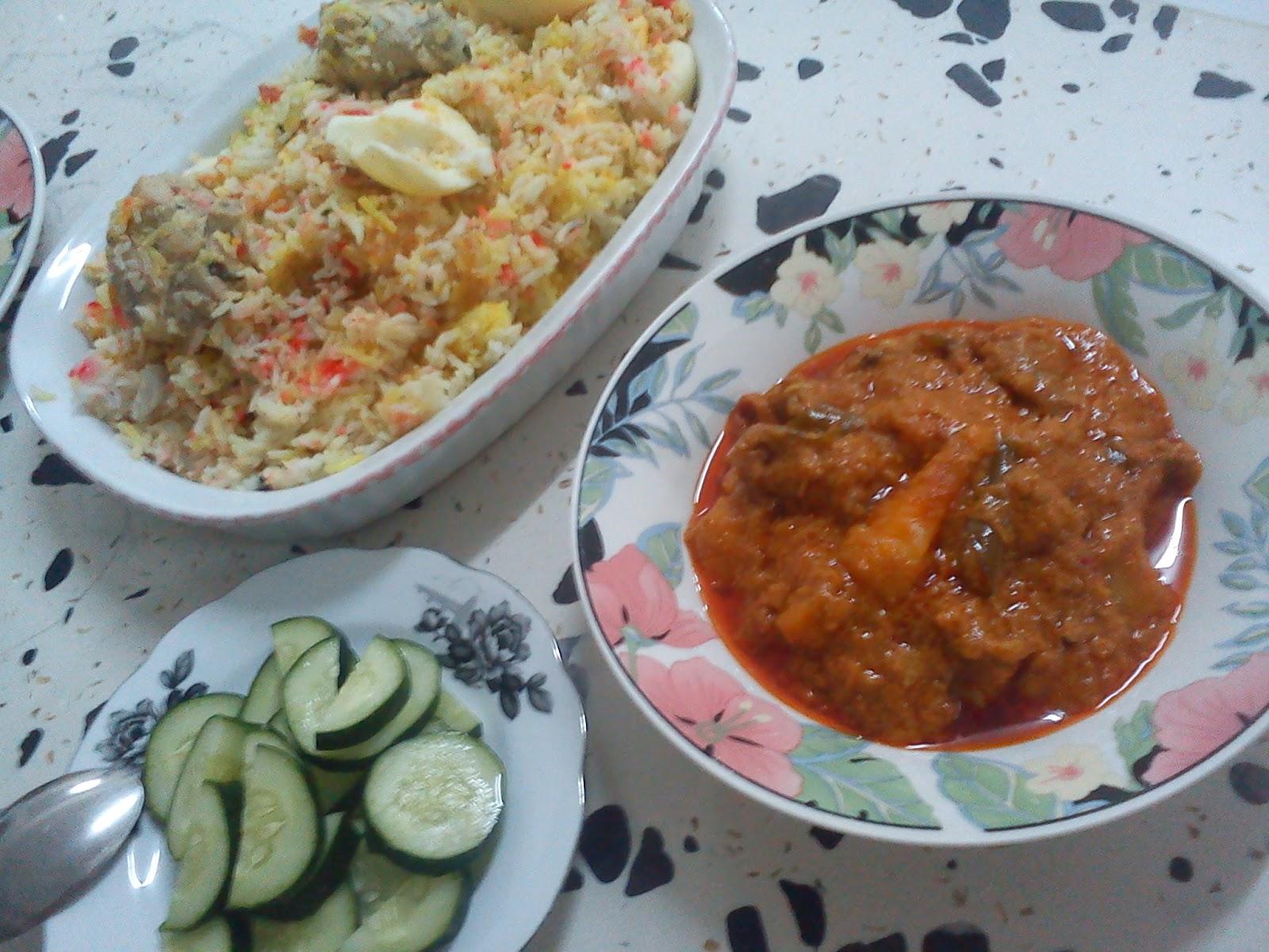 Resepi Nasi Beriani Ayam Azie Kitchen Copd Blog V