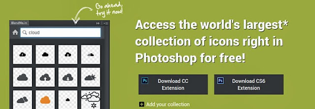 Free Photoshop Extensions for Web Designers