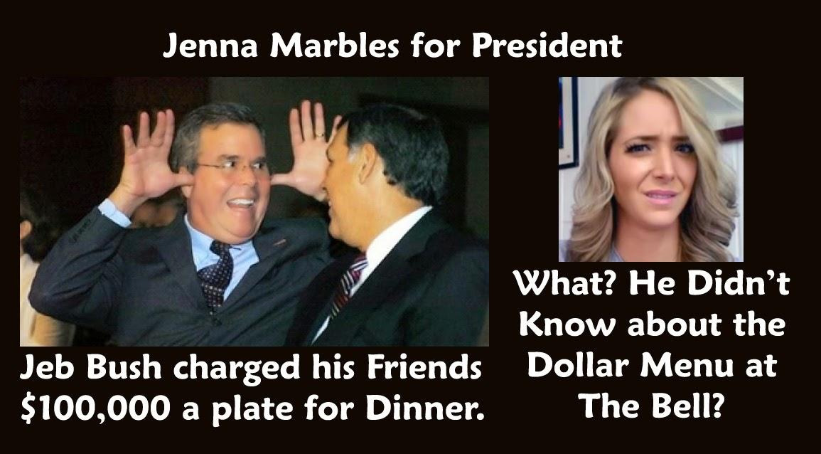 Jenna Marbles for President