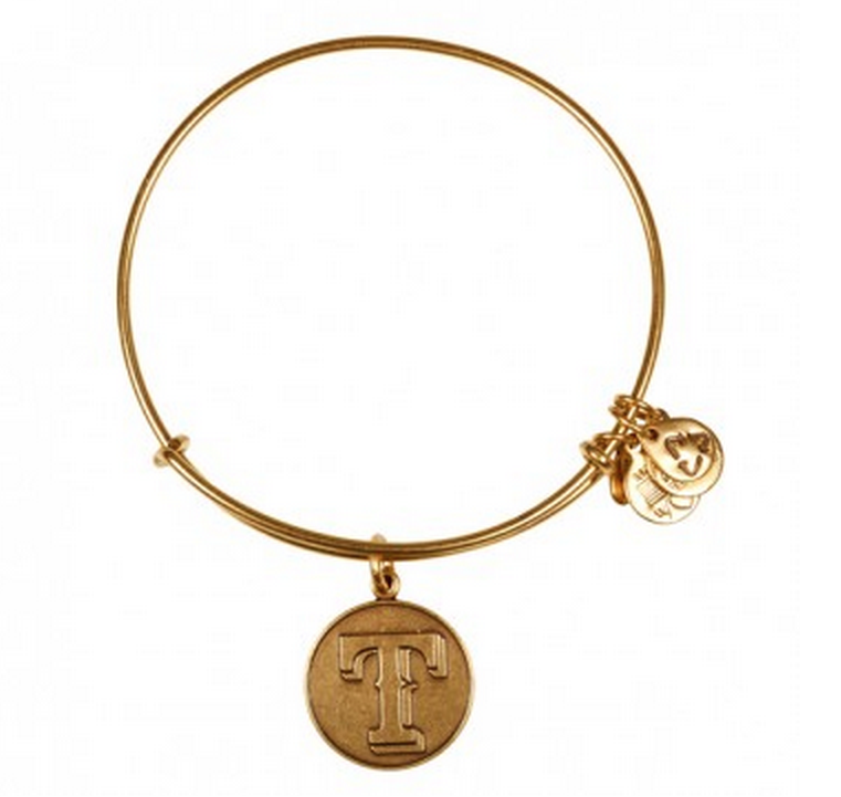Alex and Ani, MLB Collection, Texas Rangers Bracelet