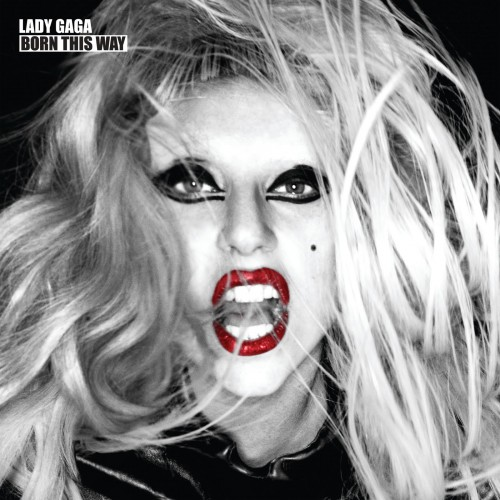 lady gaga born this way album cover deluxe. hair Lady Gaga - Born This Way