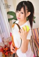 Tokyo Hot n0745 – Shameless Tennis Club – Haruka Sugisaki