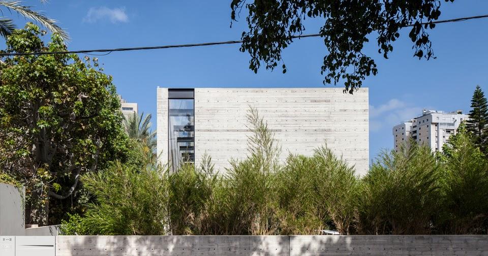 Pitsou Kedem Architectsu0027 SB House Is
