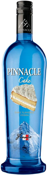 Pinnacle Cake Vodka Mixed Drinks