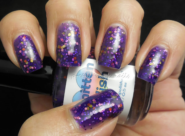Smitten Polish Look To The Western