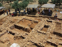 Zominthos archaeological site damaged by looters