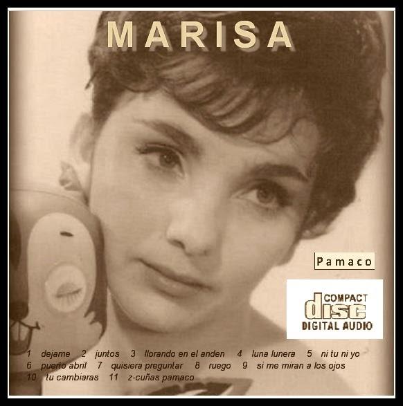 Cd Marisa y sus exitos Marisa-FRONTNew