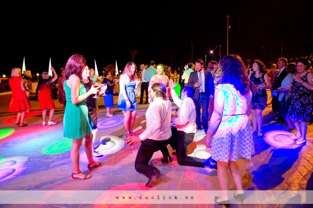 barra libre y discoteca boda