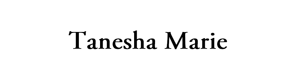 Tanesha Marie | UK fashion and beauty blog