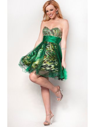Green Cocktails Dresses Macy's