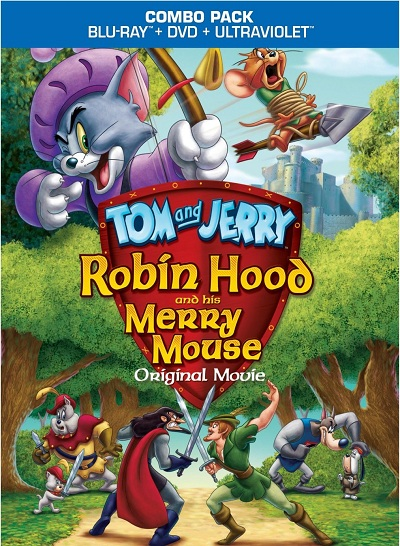الفيلم  Tom And Jerry Robin Hood And His Merry Mouse 2012 مترجم