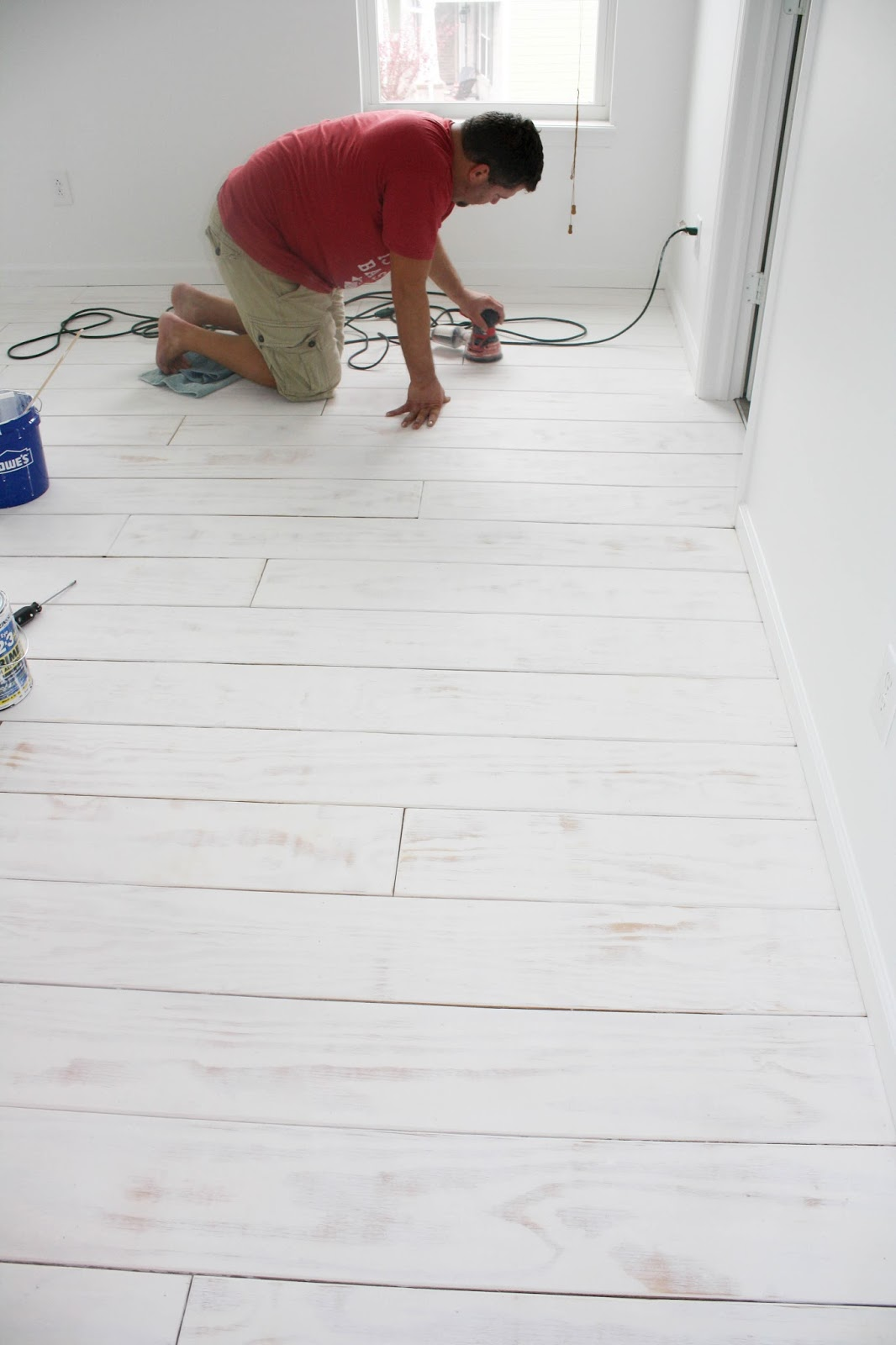 Diy planked floors house seven designbuild dailygadgetfo Gallery