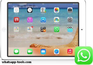 how to download whatsapp on ipad 4
