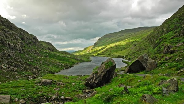 Przełęcz Dunloe