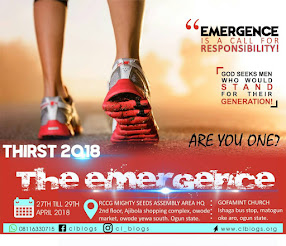 THIRST 2018 - the Emergence!