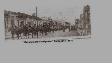 CAVALARIA DA MANTIQUEIRA 1930 REVOLUÇÃO