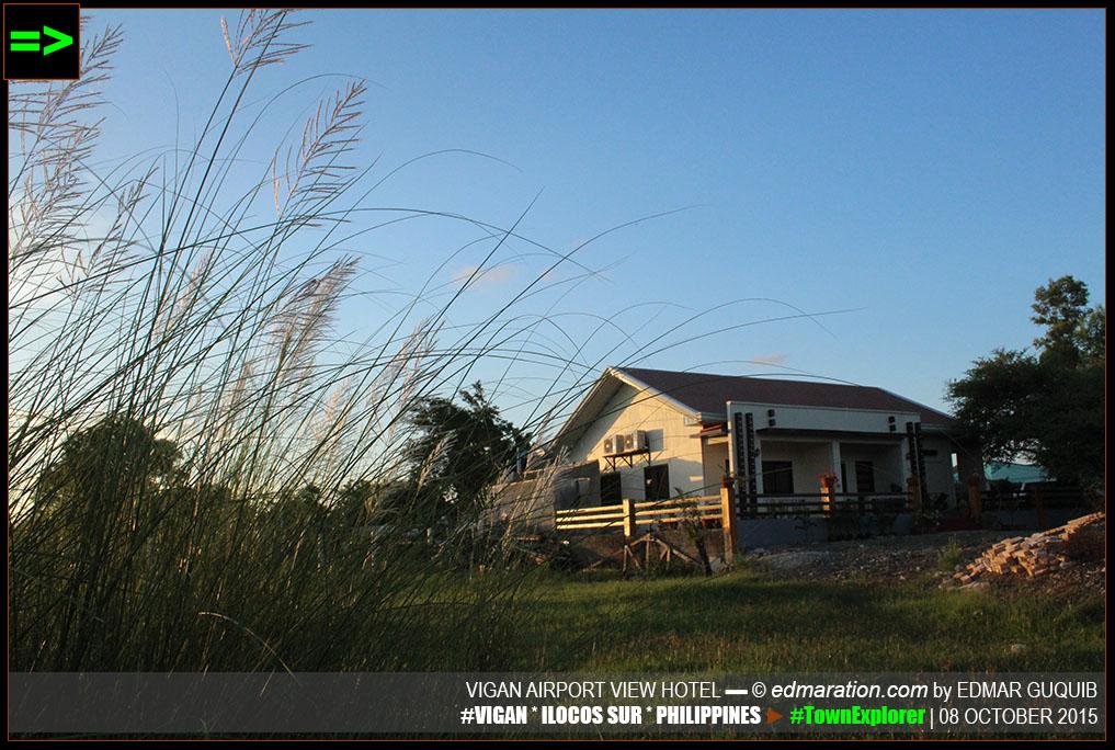 VIGAN AIRPORT VIEW HOTEL