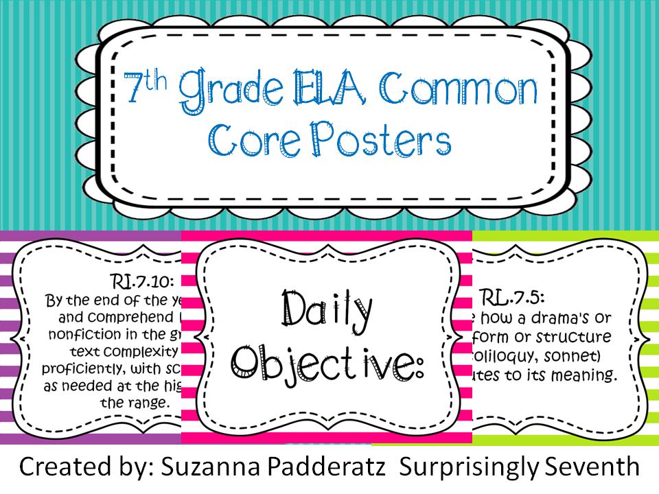 http://www.teacherspayteachers.com/Product/7th-Grade-ELA-Common-Core-Posters-1348841