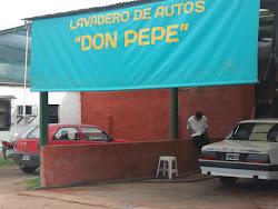 """Lavadero de Autos """"Don Pepe"""""""