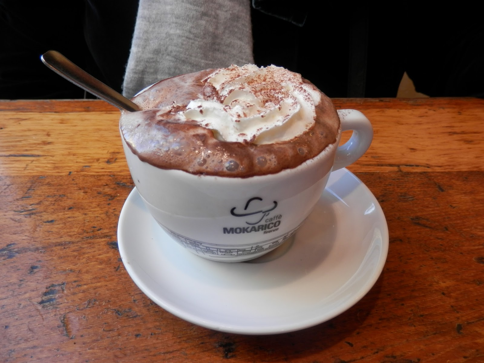 This Extra-Thick Italian Hot Chocolate Is The Definition Of ...