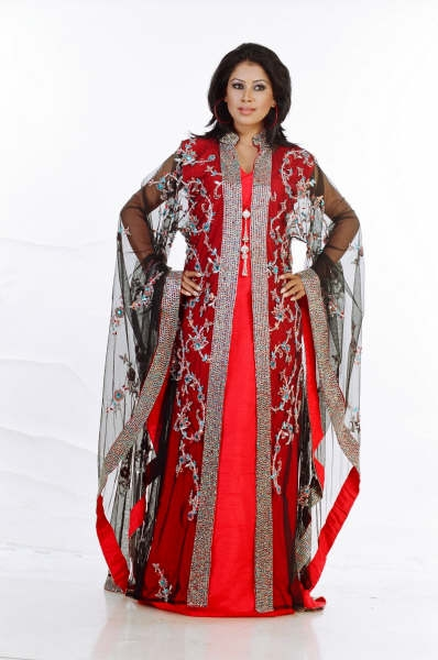 Fashion world latest Fashion: Arabian ladies dresses.
