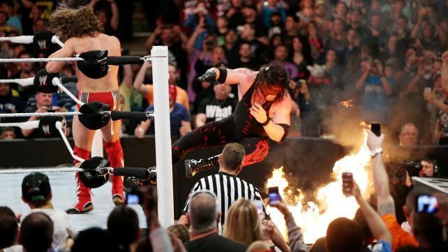Ver WWE RAW En Vivo y En Español - 5 de Mayo, 2014