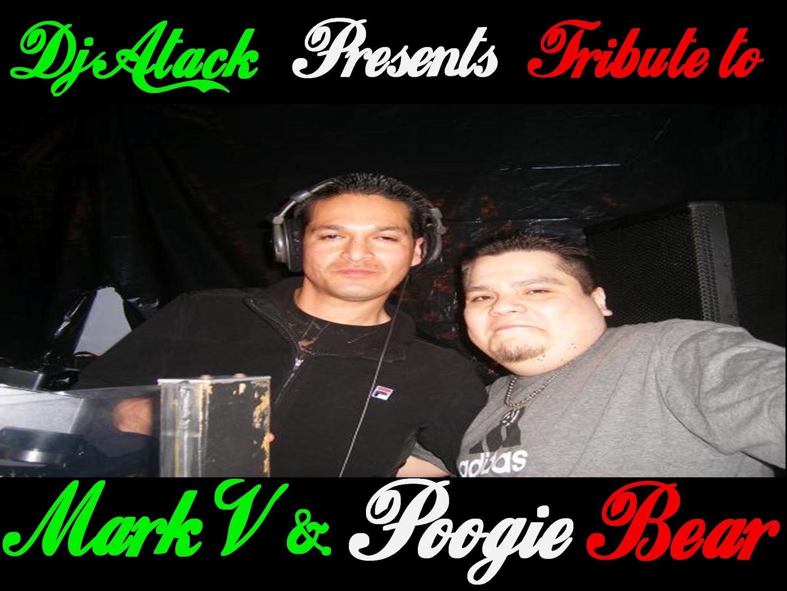 Mark V. & Poogie Bear - Beats For The Hardheadz