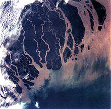 The Ganges Delta, India