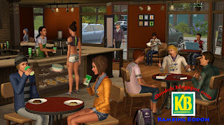 Free Download The Sims 3 University Life Full Version Terbaru 2013 (PC)