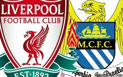 the reds vs the citizen - english premier league EPL