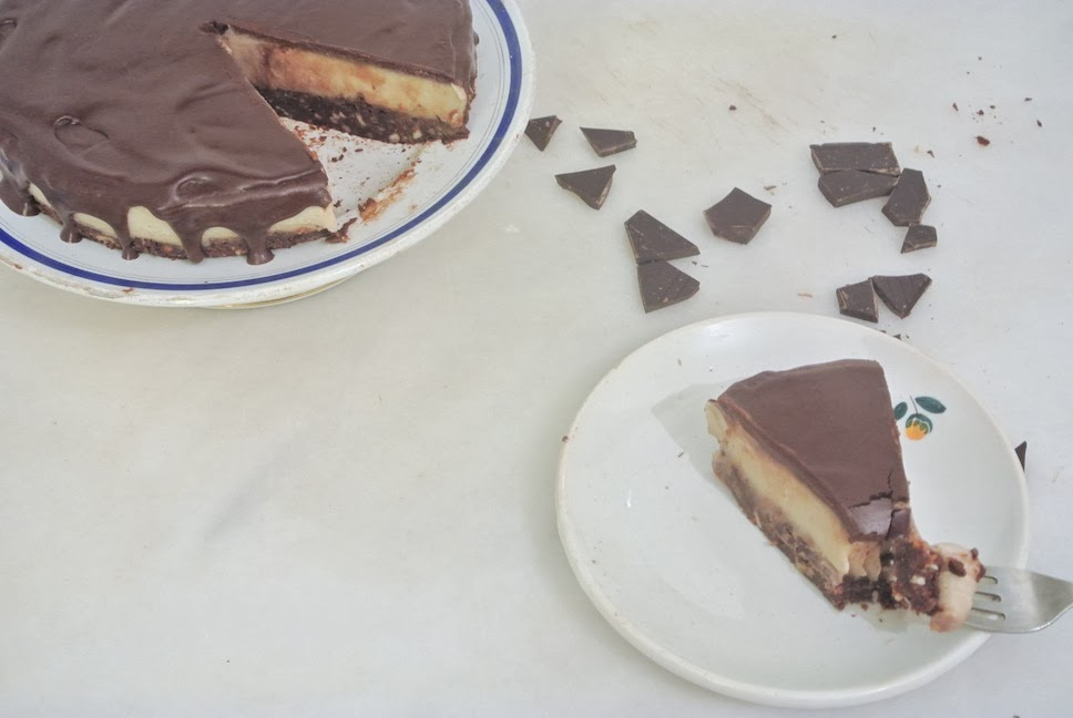 http://le-cru-et-le-cuit.blogspot.com.es/_cheesecake crudivegano de chocolate